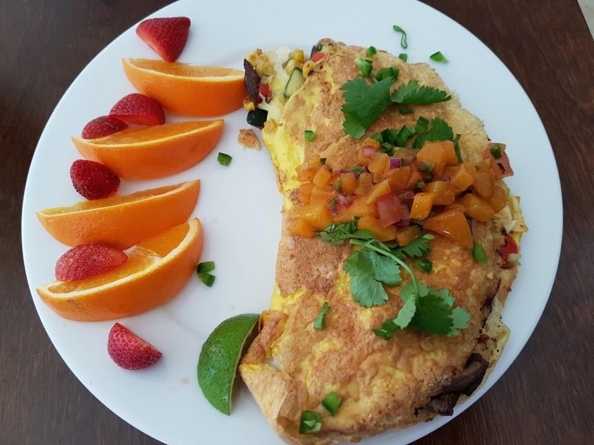 Omelette time!!!!